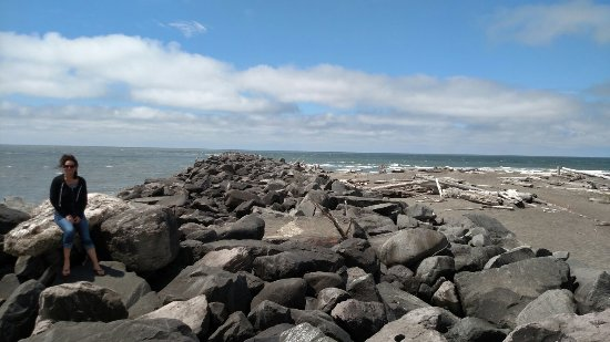 Ocean Shores North Jetty