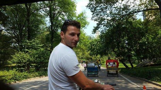 Enjoy Central Park