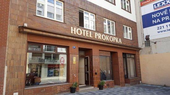 Hotel Prokopka: exterier