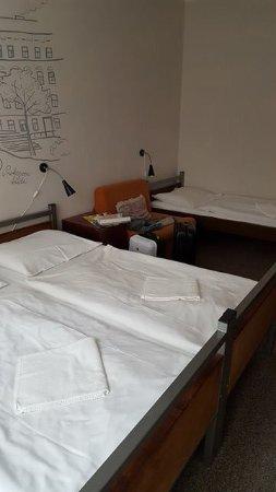 Hotel Prokopka: izba