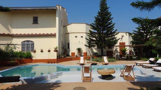 Madidi Lodge and Pool
