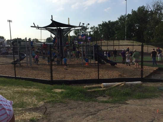 Jimmy John Field: Kids park
