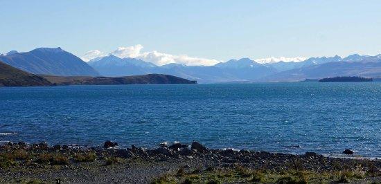 Peppers Bluewater Resort: Lake Tekapo