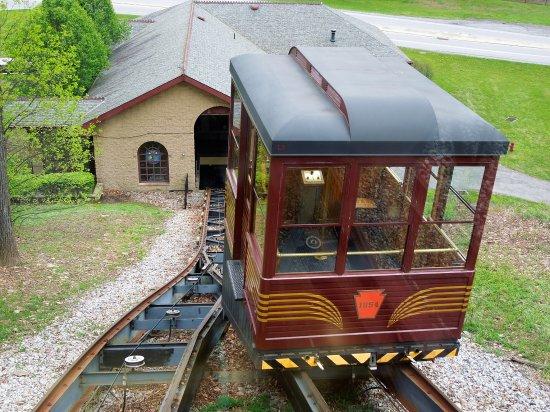 Altoona, Pensilvania: Funicular Car