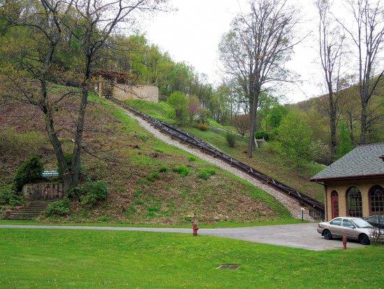 Altoona, Pensilvania: Funicular Incline Tracks