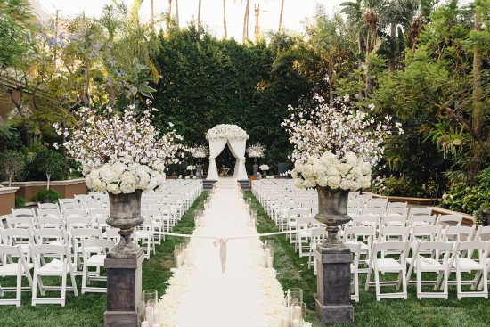 Four Seasons Hotel Los Angeles At Beverly Hills Wedding
