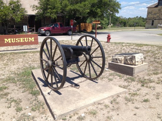 Brackettville, TX: Museum Grounds