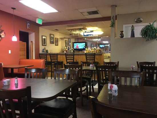 Nice Restaurant Review Of Los Portales Mexican Restaurant