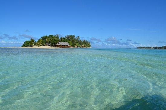Erakor Island Resort & Spa: View from the ferry