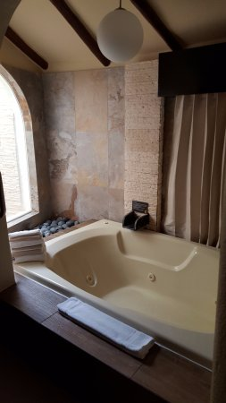 indoor jacuzzi tub - Picture of El Dorado Casitas Royale, by ...