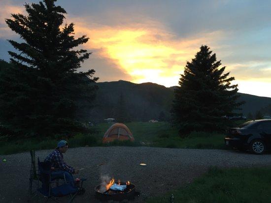 Eagle, CO: Hike around lake