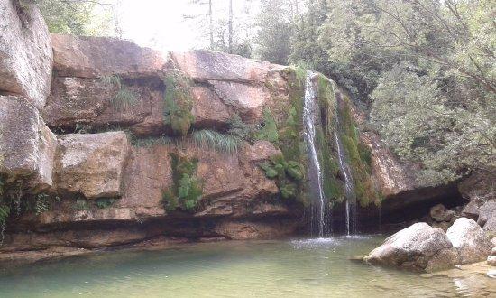 Campdevanol, Hiszpania: ruta 7 gorgs