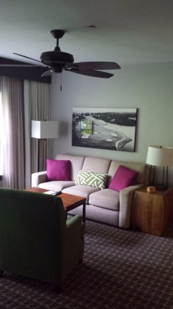 Absecon, Nueva Jersey: Living room area