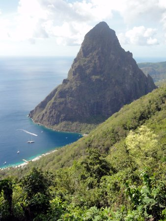 Coco Palm Resort: The Pitons! An easy excursion from the resort. Concierge has great info