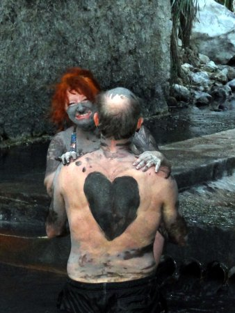 Coco Palm Resort: Mud bath! Another easy excursion from the resort. Concierge has great info