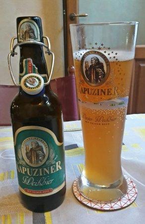 OSTERIA IN CONTRADA : Anche birre in bottiglia