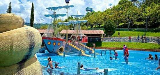 Parque Acuático de Ixtapan de la Sal