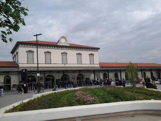 Stazione Ferroviaria di Bergamo