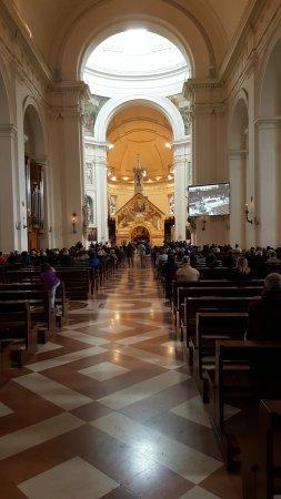 Hotel Cenacolo: la basilica y la porciuncula