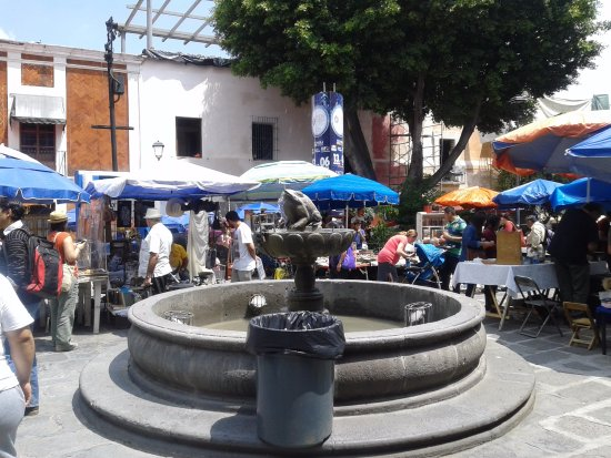 Alley of the Frogs (Callejon de los Sapos): Alrededores del Callejón de los Sapos.