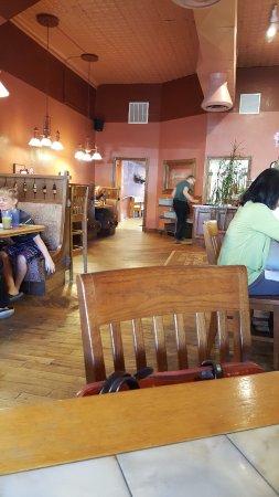 Stewartville, MN : the main dining room
