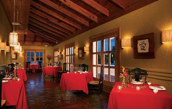 Sunscape Puerto Plata Dominican Republic Resort Spa Gohan Restaurant