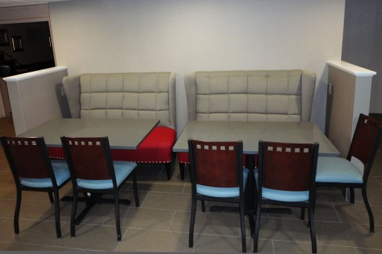 Ramada Tuscaloosa: Newly Renovated Breakfast Area