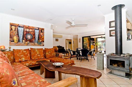 Doonan, Australië: Loungeroom