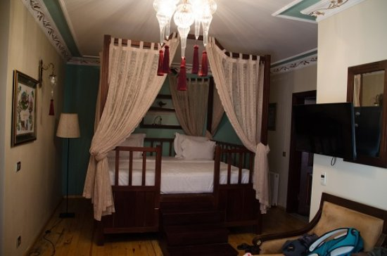 Rose Garden Suites Istanbul: chambre traditionnelle