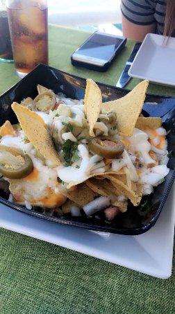 Amigos: Lækkert mad og god service.