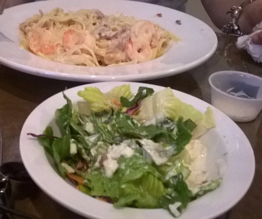 Bryant, AR: Pasta and salad