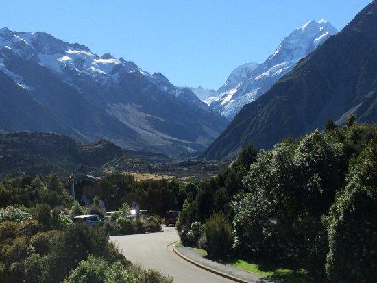 Aoraki Mount Cook Alpine Lodge Photo