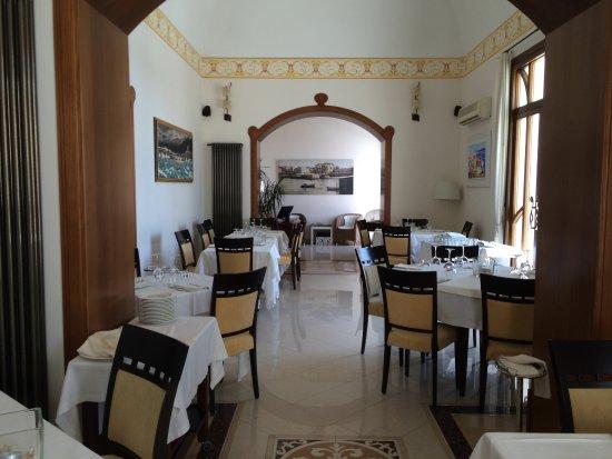 photo1.jpg - Picture of Ristorante Art Nouveau, Santa Maria al Bagno ...