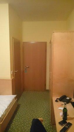 Gastehaus Herzogenaurach: Einfaches Single-Zimmer