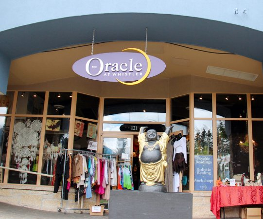 Oracle Emporium at Whistler
