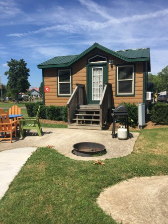 Two Rivers Rv Park Tennessee
