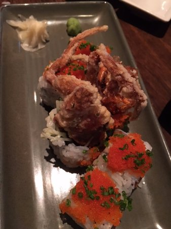 Sake Restaurant & Bar: Crab