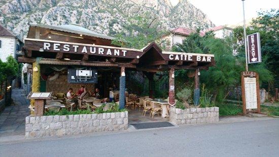 Ella S Restaurant Kotor