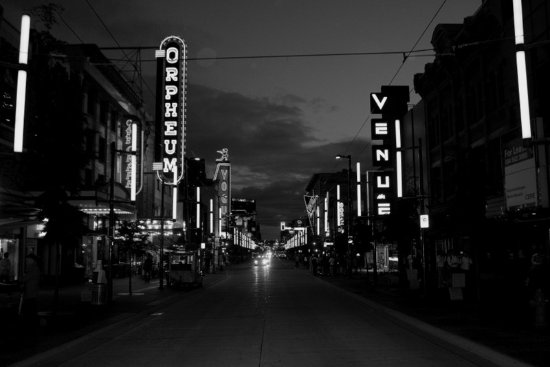 Ghostly Vancouver Tours