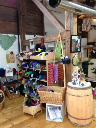 River John, Kanada: Some of the items available