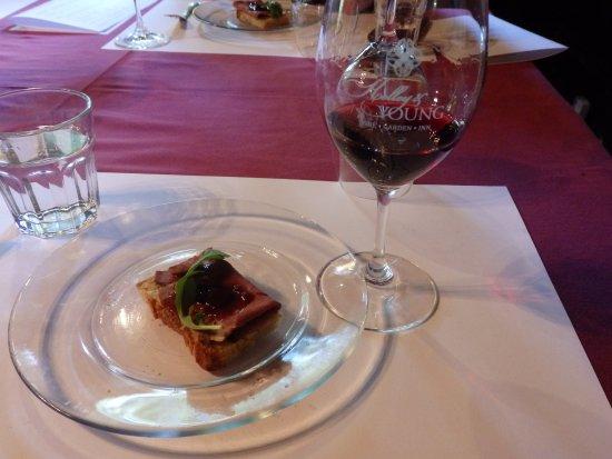 Cloverdale, Καλιφόρνια: Food & Wine Pairing