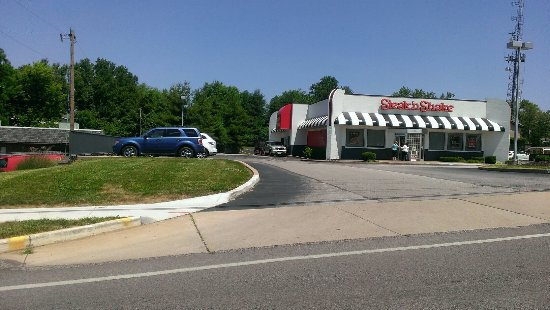 Ellisville, MO: Steak 'n' Shake