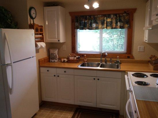 Ovenell's Heritage Inn: Kitchen