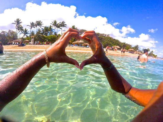 Me And My Cousin By The Beach Showing Some Love To Dr Picture