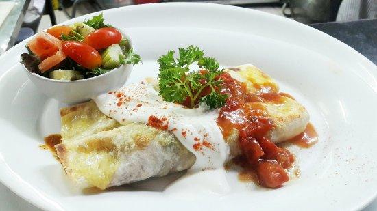 El Dorado: Chicken Enchiladas