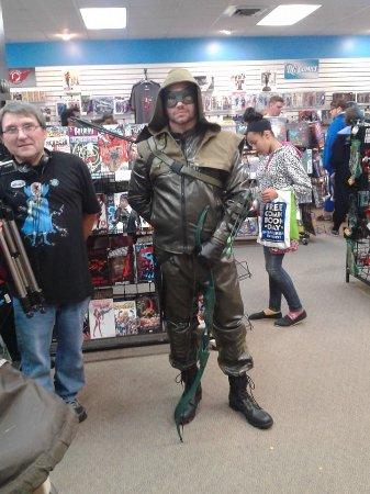 Alter Ego Comics: Halloween Comic Fest