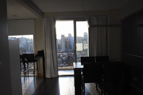 cyan recoleta suites suite superior con vista - Cyan Cafe Interior