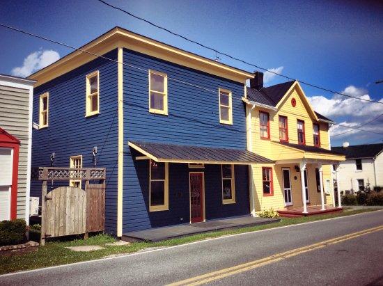 Sperryville, Wirginia: Blue Ridge Cafe