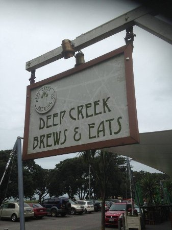 Browns Bay, Nueva Zelanda: Deep Creek