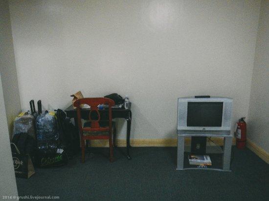 Manila Airport Hotel : Просто, но чисто.